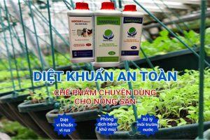 Ứng dụng Nano trong trồng trọt